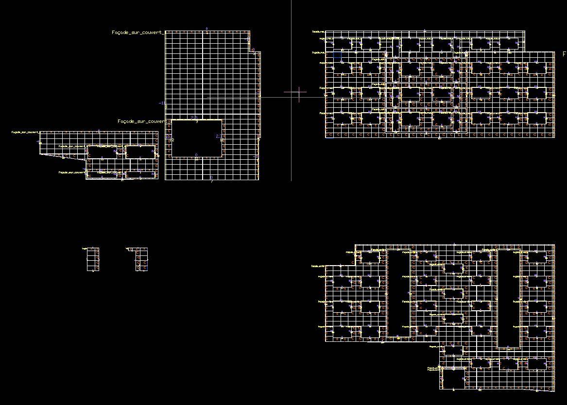 Exemple de réalisation: bardage de façade