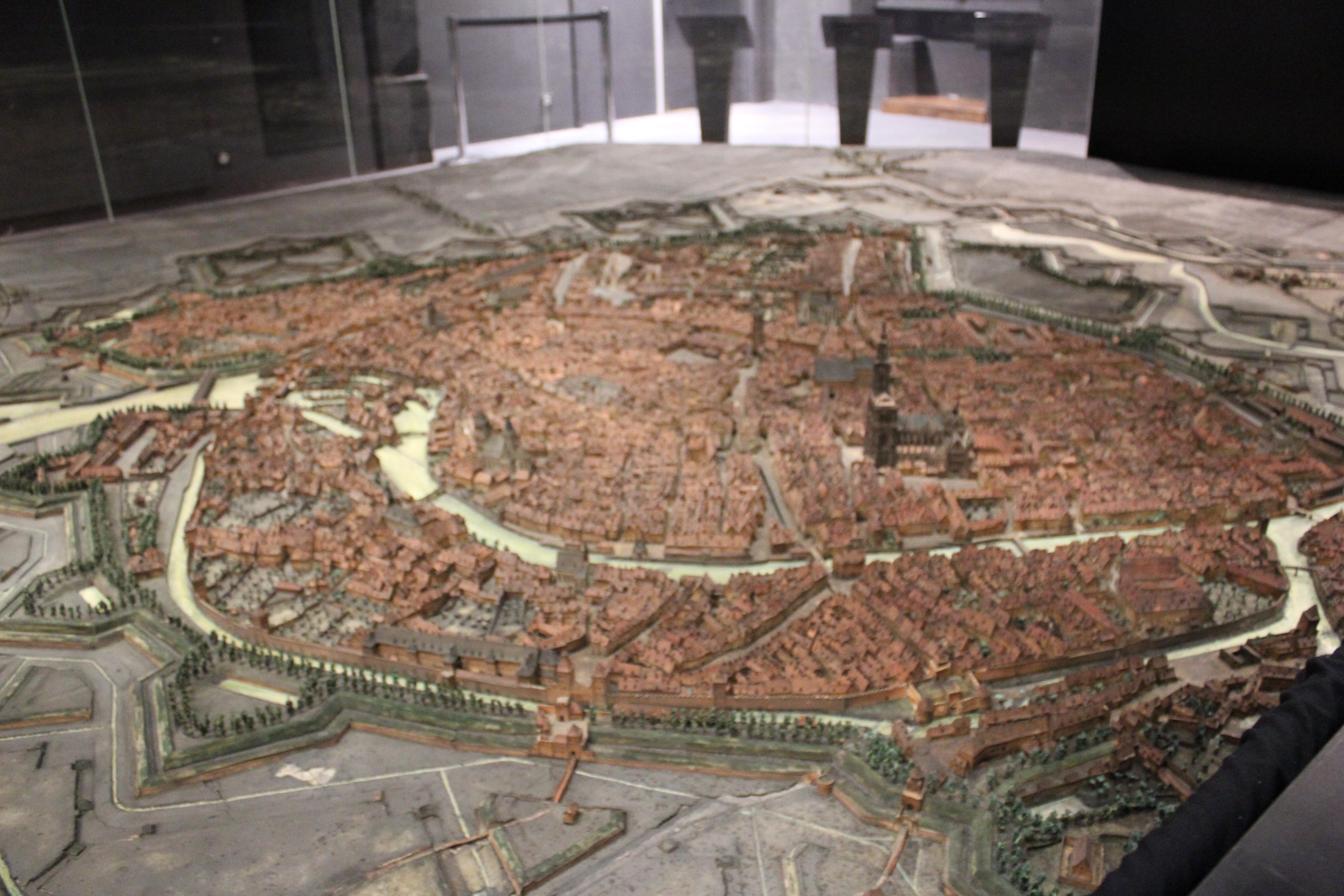 Plan-Relief de Strasbourg (Musée Historique de Strasbourg)