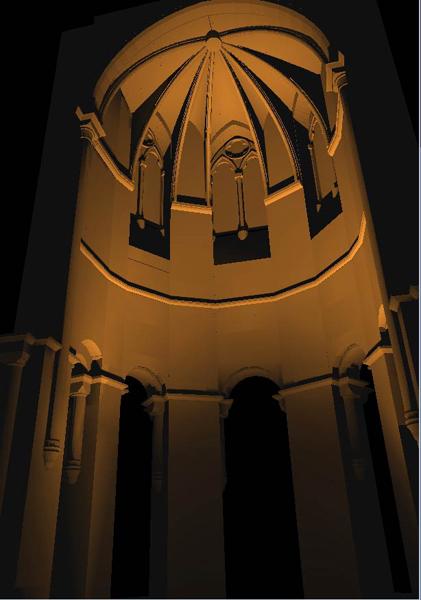Illumination du chœur