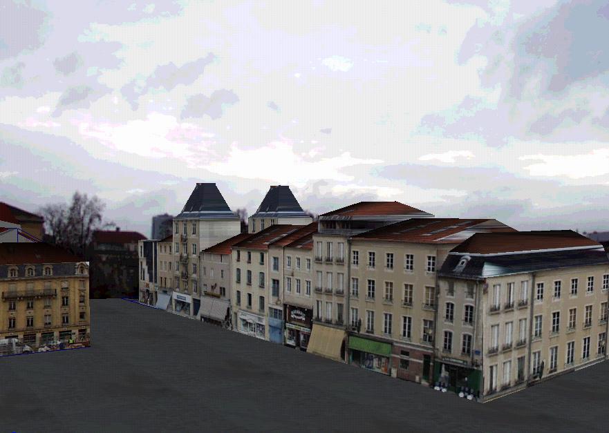 Résultat sur la ville de Nancy